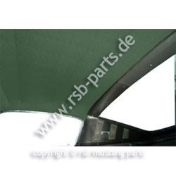 Dachhimmel 65-68 Fb dunkelgrün