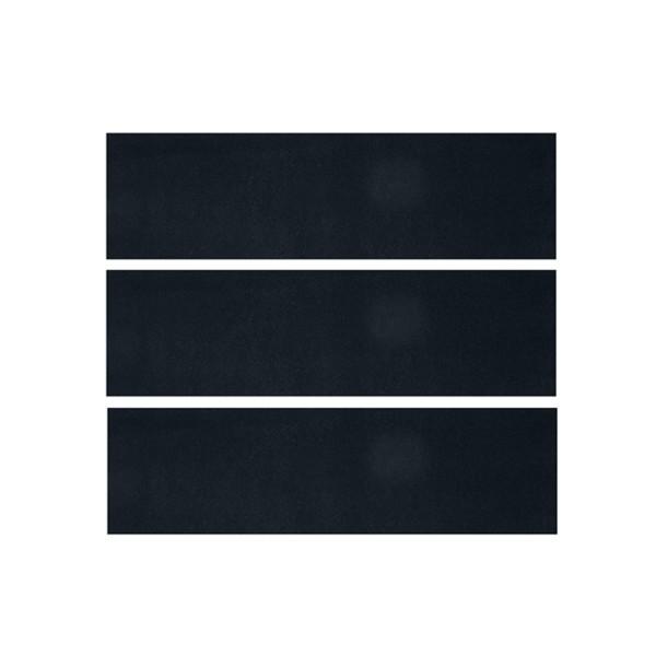 Teppich hinten 65-68 Fastback dunk.blau
