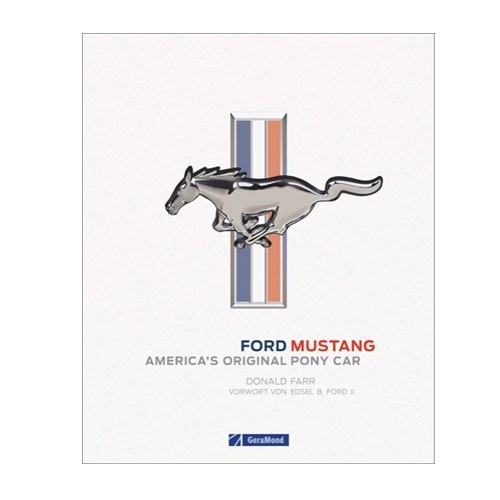 "Buch ""Ford Mustang - Americas Original Pony Car"""