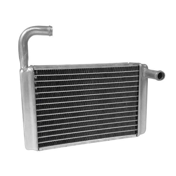 Wärmetauscher Heizkühler, 69-70, ohne Klimaanlage, Alu