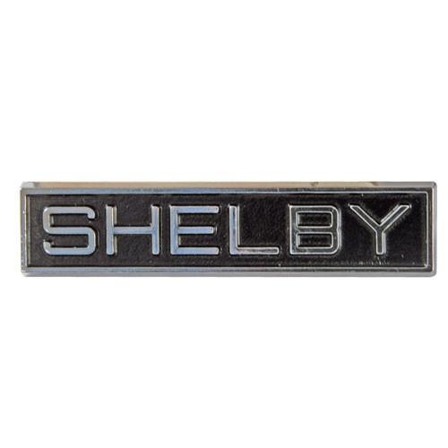"""Emblem C-Säule """"Shelby"""", 69-70"""