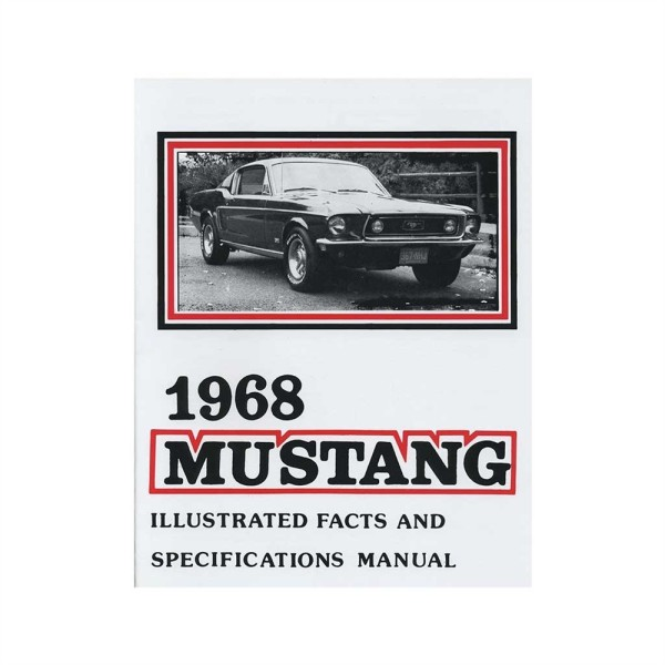 Buch Illustrated Facts Book 68