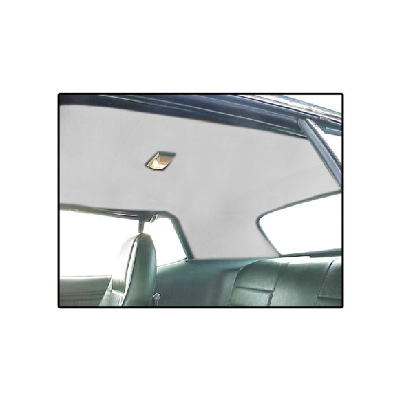 Dachhimmel 71-73 Fastback weiß