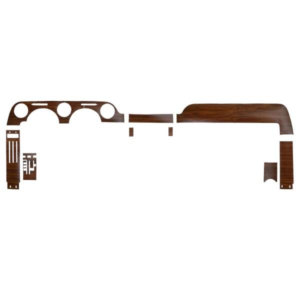 Furnier-Kit für Armaturenbrett & Instrumenten-Blende, 68